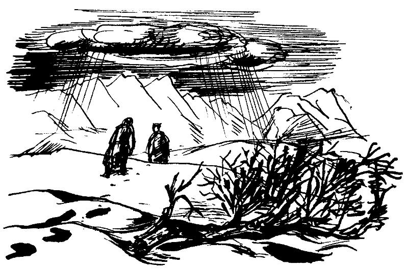 Großer-Tiger und Christian, von Fritz Mühlenweg